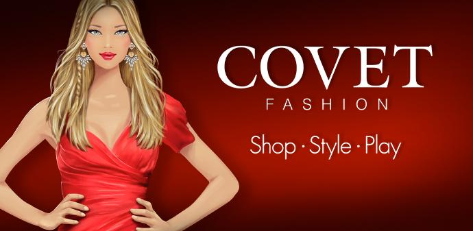 Has anyone heard of or played covet fashion (app) or style savvy?