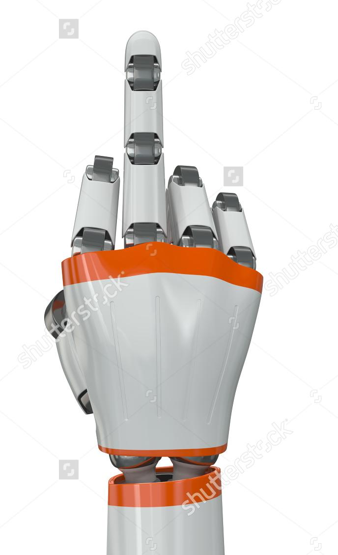 Would you date someone with a robotic arm?