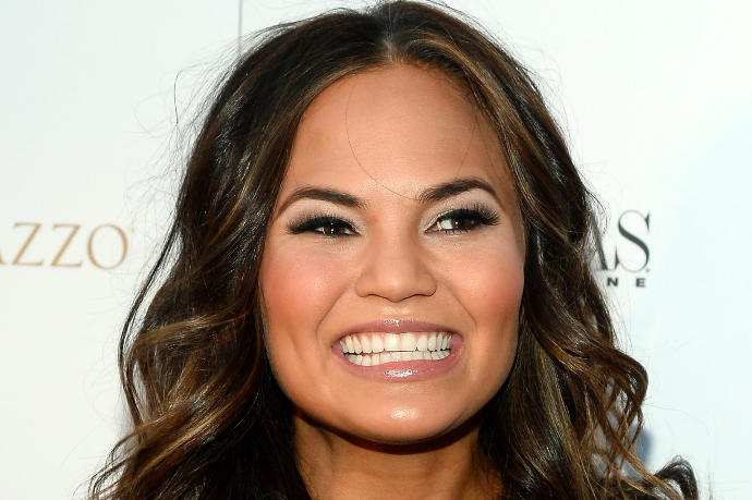 Is it weird to think Chrissy Teigen is ugly as hell?