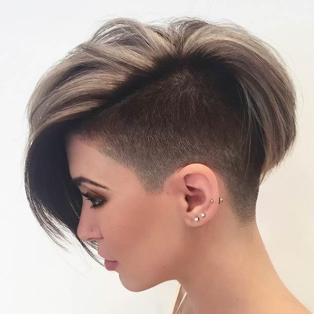 Girls, What do you think of this haircut my girlfriend was wondering ?