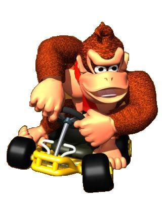 Who is your usual Character of choice in Mario Kart?