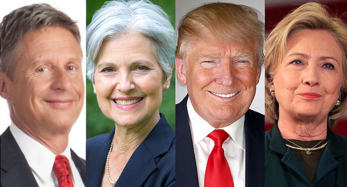 Americans, Who Is Your Family Voting For?