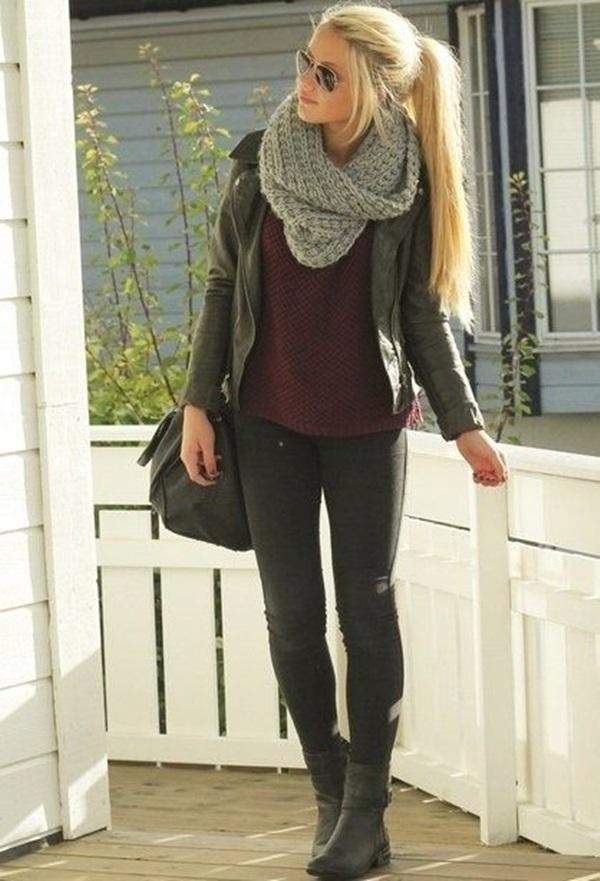 Guys, which fall outfit do you prefer on a girl?