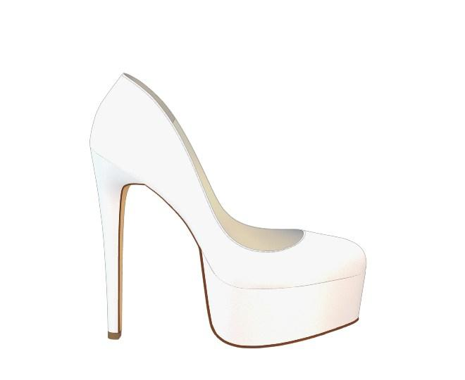 Girls and guys whats your opinion on white shoes