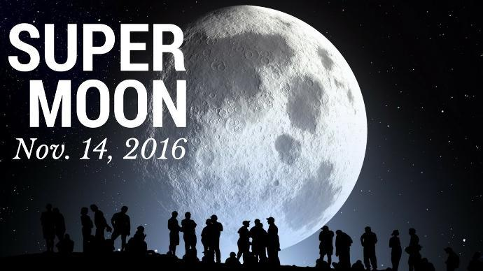Are you going to see the Supermoon?