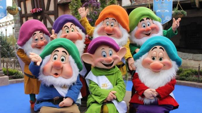 Please tell me which one of the Seven Dwarfs fits you best?