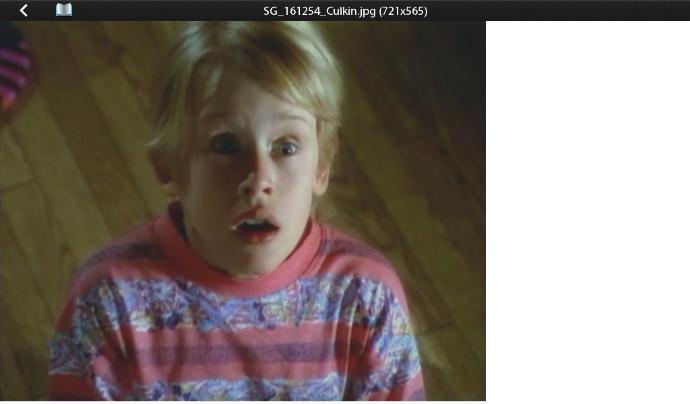 Do You Think Macaulay Culkin Was A Cute Kid?