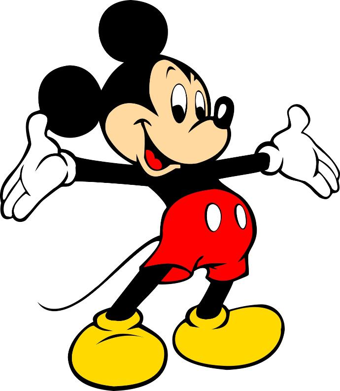 The alternative presidential election: Donald Duck or Mickey Mouse?