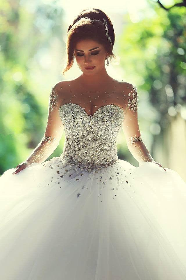 Going to get married soon, what do you think of this wedding dress?