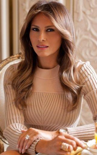 Most Beautiful First Lady Ever!?