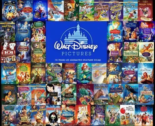 Are Disney movies really harmful for children or is it all exaggerated??