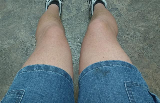 Girls, Do I have hot legs?