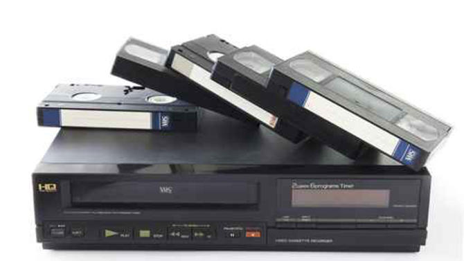 Do YOU still have a VCR? AND do you still use it?