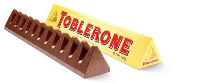 Do you like Toblerone?