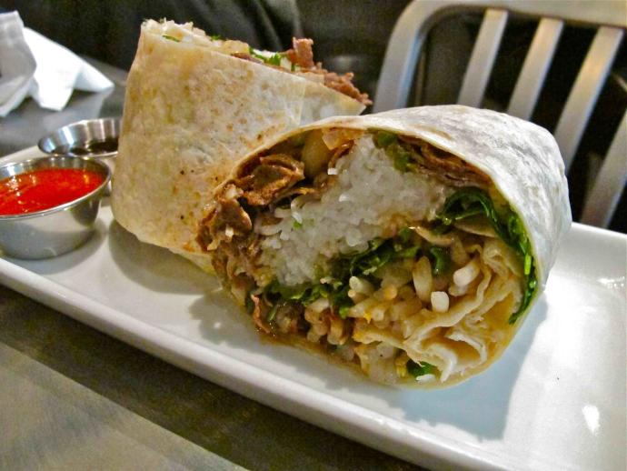 Would you try a pho burrito?