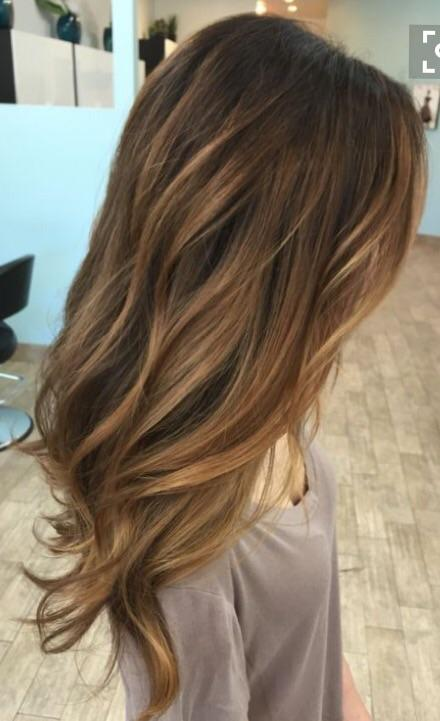 Girls is there a way to get permanent long loose curls like this image?