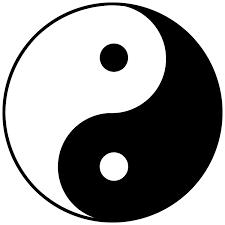 Yin and Yang :/ ?