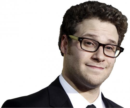 do you also think seth rogan is sexy!!!?