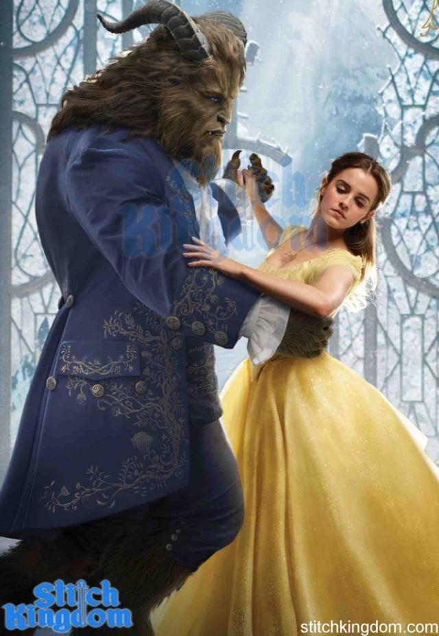 Is anyone excited for the new beauty and the beast?