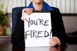 Have you ever got fired from job? How many times and why?