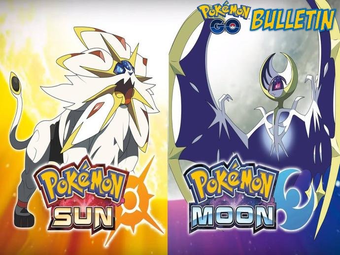 Pokemon Sun and Moon are being release in the United States today. So I ask my fellow Pokemon fans are you ready?