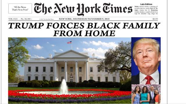 Who Still Believes That Trump Treats Blacks Well?