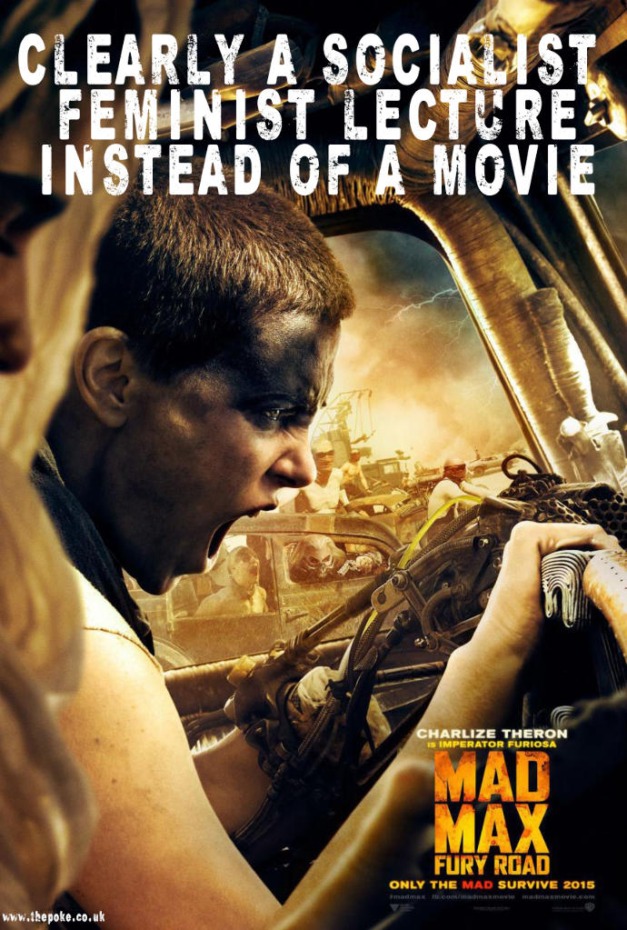 What was the worst Social Justice Warrior Propaganda Movie you've seen in the last while?