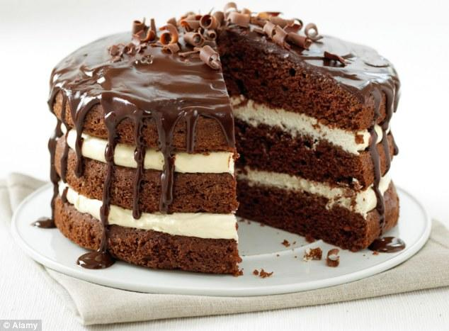 Have you ever just had cake for dinner?