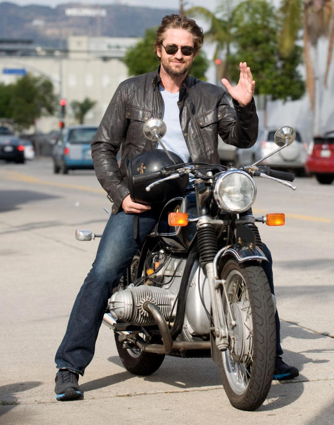 Do you find biker guys/girls attractive?
