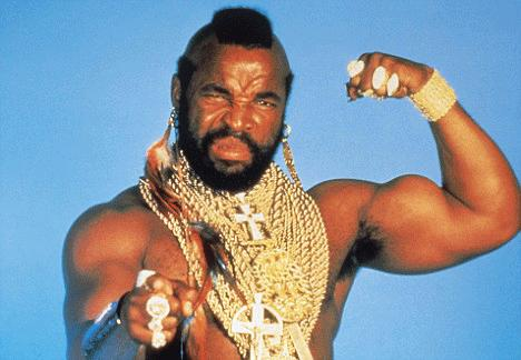 I pity the fool who _______. How would you finish the sentence?