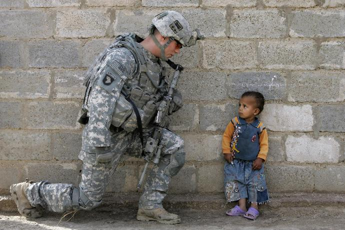 What do you think about Usa soldier?
