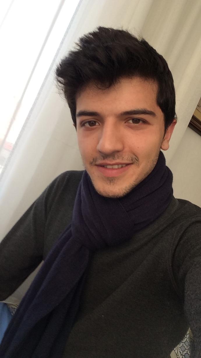 Girls, am ı handsome for you :) ?