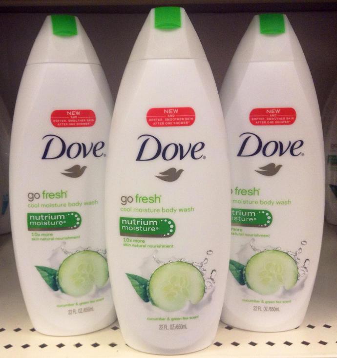 Bar Soap or Liquid Body Wash?