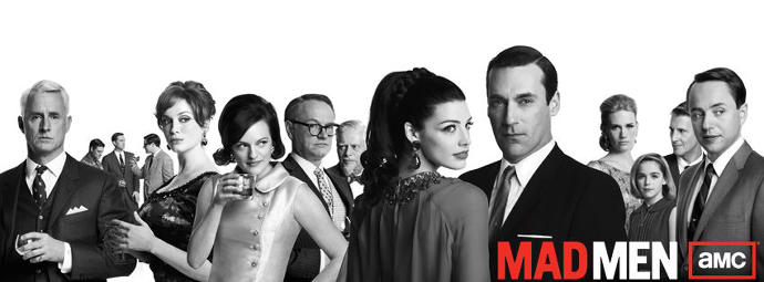 Do you watch the show Mad Men?