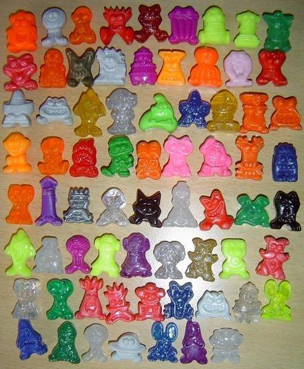 Does anyone remember crazy bones?