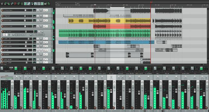 What music production software (DAW) do you use / like most?