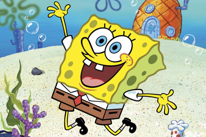 Would you agree that SpongeBob Squarepants ranks up with Mickey Mouse, Bugs Bunny and Tom & Jerry as one of?