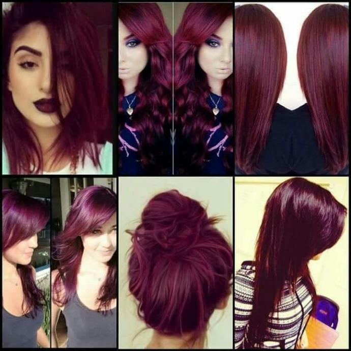What do you think of this hair colour?