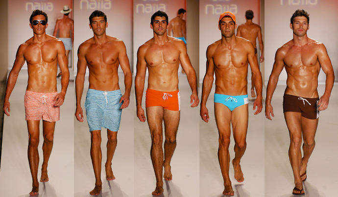 Is this fashion statement true about guys wearing this?