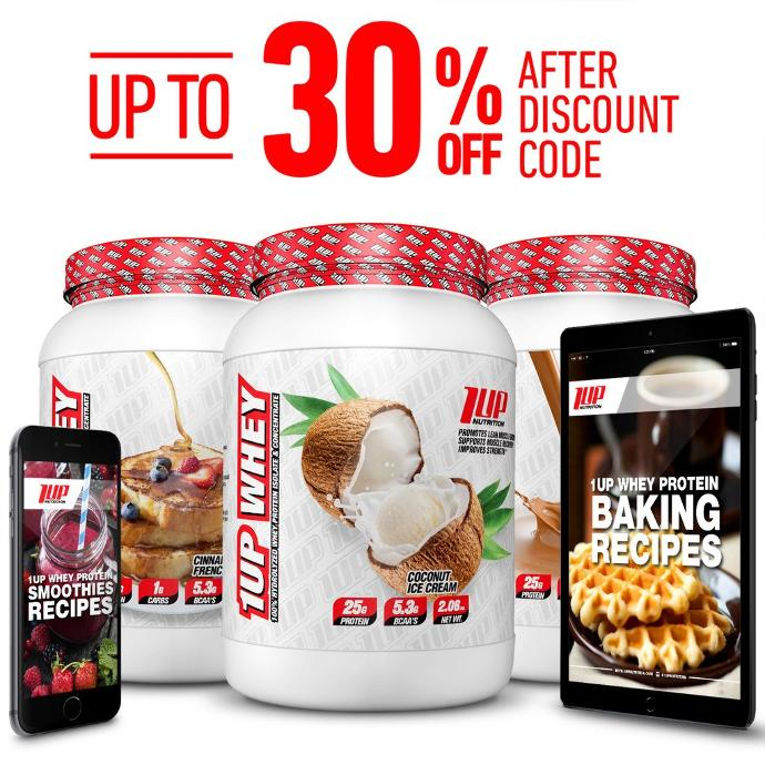 Has anybody tried 1 up nutrition protein powder?