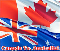 Canada vs Australia. Who wins in a war?