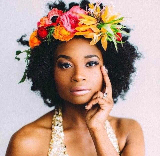 Flowers in Afro trend: Which girl did it best?