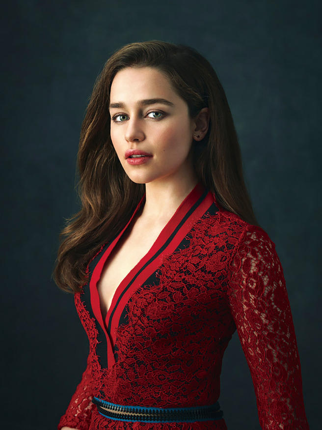 Image result for emilia clarke hot