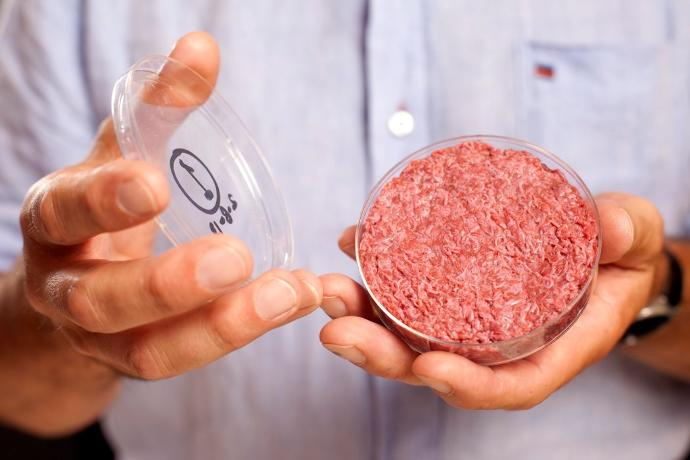 Would you eat meat grown in a laboratory?
