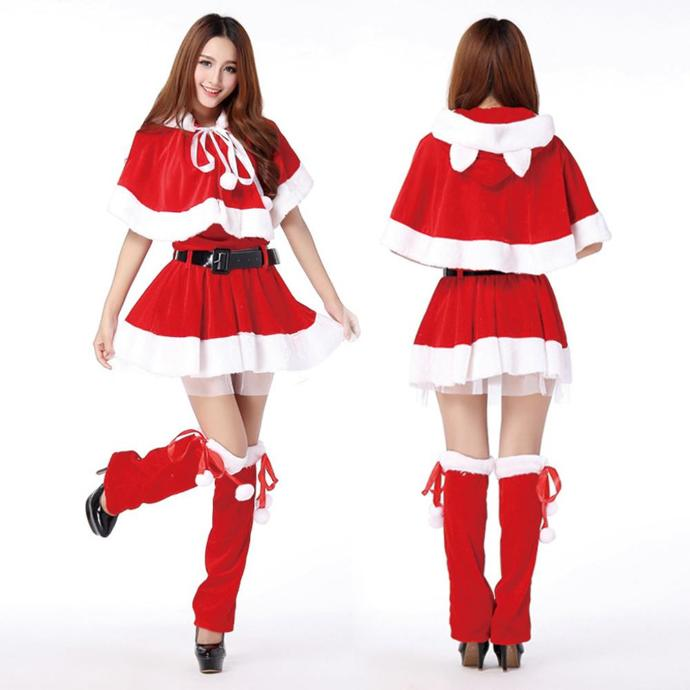 Would this be a good Christmas costume to get my crushes attention?