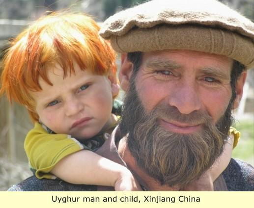 What do you think of an ethnic minority 'Uyghur' in China? Are they interesting?