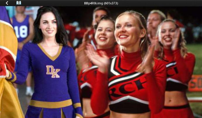 Why do you think so many guys think cheer leaders are so hot?