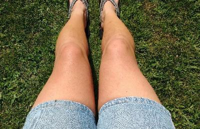 Girls, Do I have nice legs?