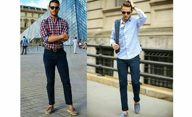 Do you find it hot when guys tuck in their shirt or tuck them out??