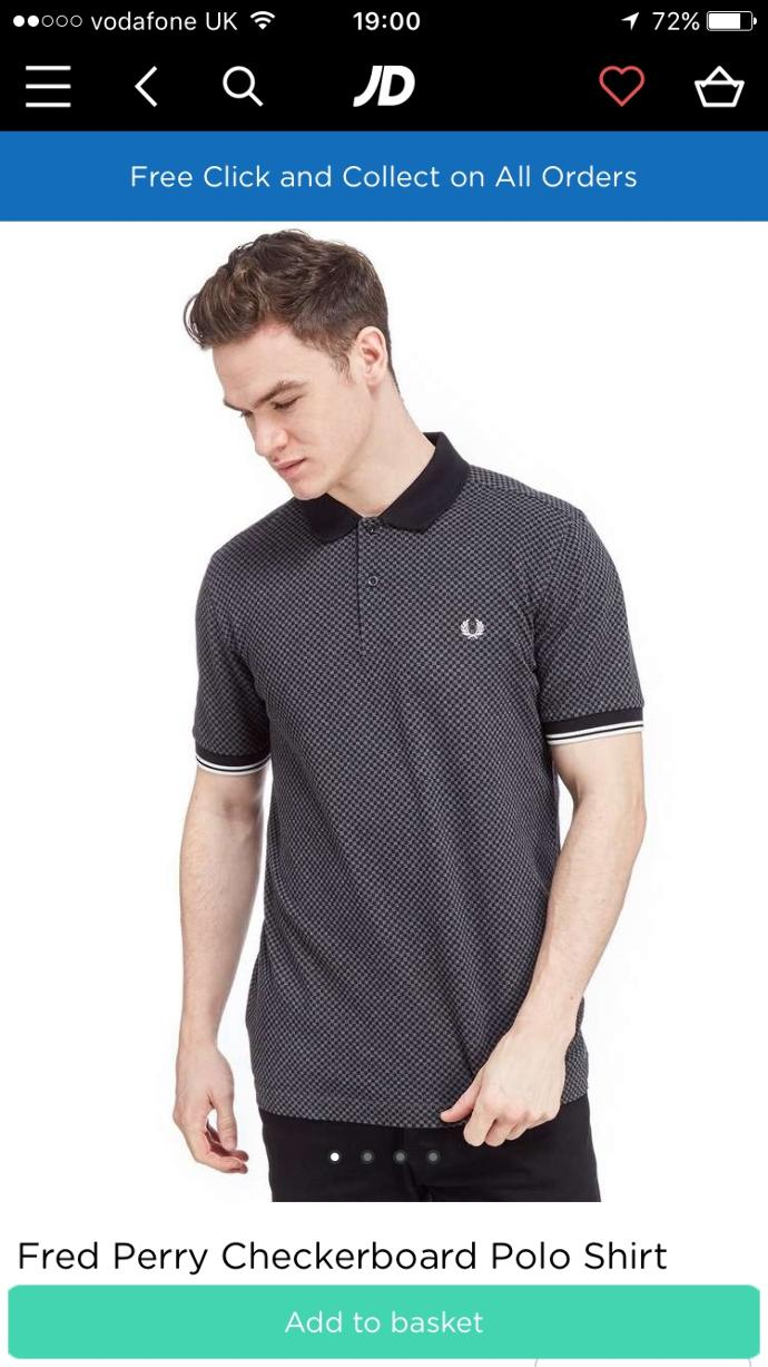 What would you wear over a polo shirt?